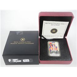 Estate 925 Sterling Silver $15.00 Coin (Capsule Cr