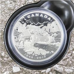 9999 Fine Silver $20.00 Coin 'The Italian Campaign
