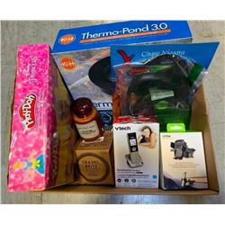 Box Lot General Merchandise - Unchecked AS IS. NO