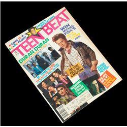 Back to the Future / Rare Original 1985 Teen Beat Magazine - III263