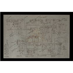 Back To The Future Part III - Flux Capacitor Schematic (without red outline) - III308