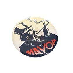 Batman Returns - Cobblepot for Mayor Campaign Button - III120