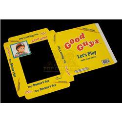 "Child's Play - Good Guys ""Play Doctor's Set"" Box - III107"