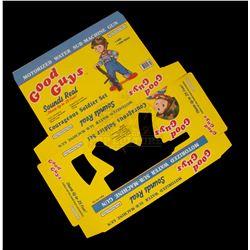 """Child's Play - Good Guys """"Water Sub-Machine Gun"""" Box - III106"""