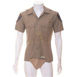 CHiPs (TV) - Officer Jon Baker's (Larry Wilcox) Motorcycle Officers Shirt - III246