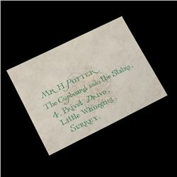 Harry Potter and the Sorcerer's Stone – Hogwarts Invention Envelope - III275