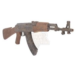Missing in Action - Prop AK-47 - III108