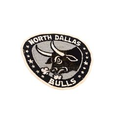 "North Dallas Forty - ""North Dallas Bulls"" Patch - III125"