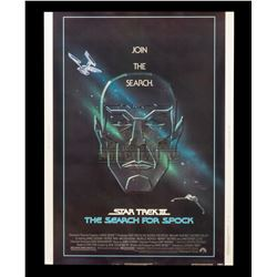 Star Trek III: The Search For Spock – Original Vintage 30 x 40 Poster - III318