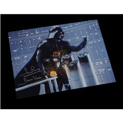 Star Wars: The Empire Strikes Back - David Prowse Autographed Photograph - III147