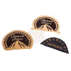 Vintage Paramount Pictures Security Guard Patches - III305