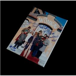 Willy Wonka & the Chocolate Factory- Cast Autographed Photograph - III148