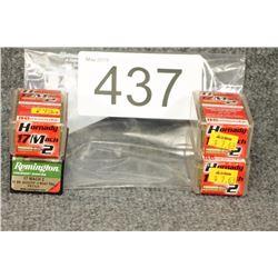 17 Mach 2 Cartridges