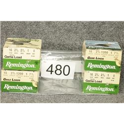 Remington 16 Ga. Ammo