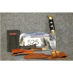 Kershaw 3 Knife Set