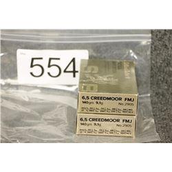 6.5 Creedmore Ammo