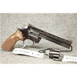 RESTRICTED. Korth 357/9mm Revolver