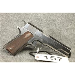 RESTRICTED. Early Production Colt 1911