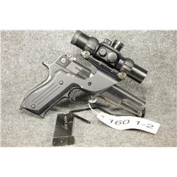 RESTRICTED. Smith and Wesson M52-2 Bullseye Gun, .38 Special
