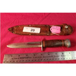 Rare Ww2 Us Commando Dagger