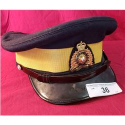 R.C.M.P. Officers Hat