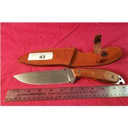 """Dpx Gear Woodsman 6"""" Blade"""