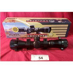 4X32 Rifle Scope Konuspro