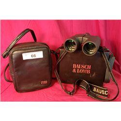 10X42 Bausch And Lamb Binoculars In Box