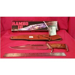 Rambo 3 Authentic Knife Vc101