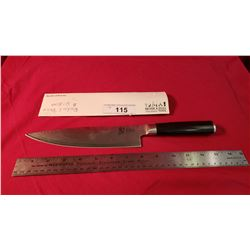 "Cobalt Steel 8"" Chefs Knife"