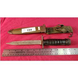 Us M8 Ww2 Knife Bayonet