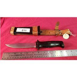 Swedish Fighting Utility Knife