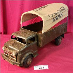 Vintage Army Truck