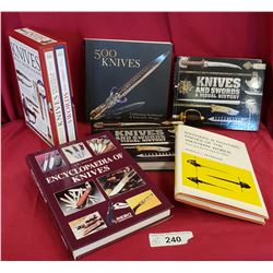7 Books On Knives