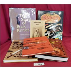 5 Books On Knives