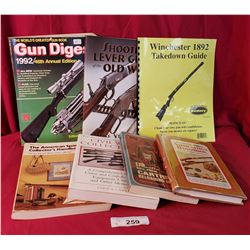 A Lot Of 7 Gun Books