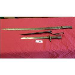 A Antique Sword