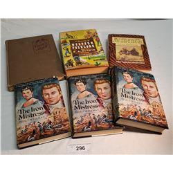 6 Vintage Books On Rifles