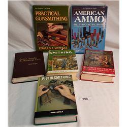 6 Pistol Books