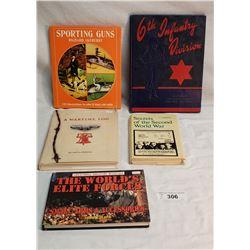 5 Military Books