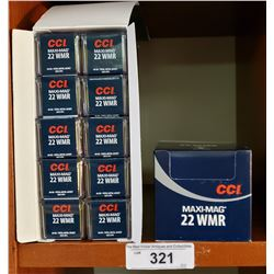 2 New Cases 20 Boxes Of Cc1 Max Mag 22 Wmr