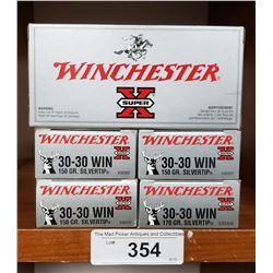 5 New Boxes 30-30 Win Silvertips 170Grain