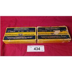 2 Boxes Of Vintage .32 Remington Softpoints