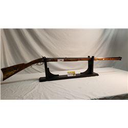 A Custom Black Powder Kentucky Long Rifle
