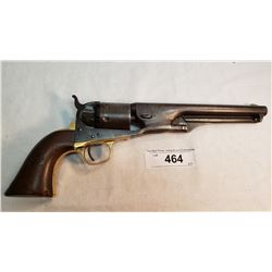 1861 Navy Colt 36 Calibre Rare Only 40,000 Made