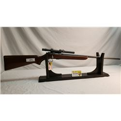 Winchester 22 Calibre With Scope, Model 69-A