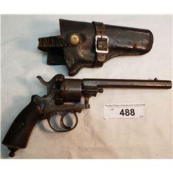 Vintage Samuel Colt Pinfire 38
