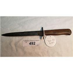 Ww2 German Boot Knife