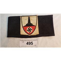 Ww1 Veterans Armband Original