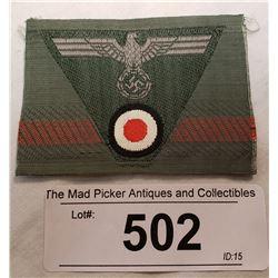 Ww2 German Unused Cap Badge